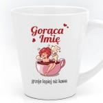 spersonalizowany kubek latte - dla niej